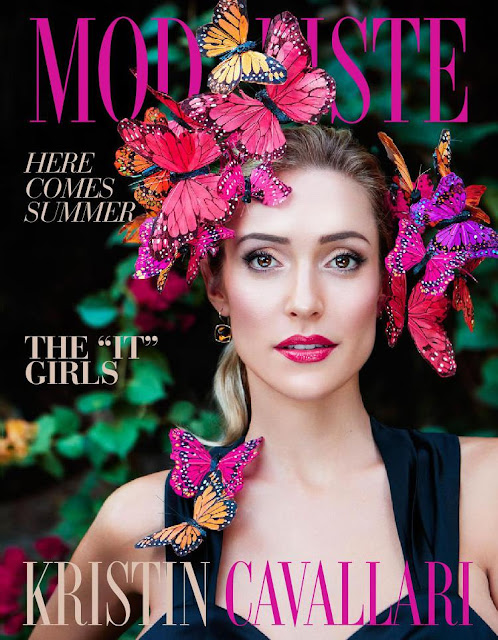 Actress, @ Kristin Cavallari - Modeliste Magazine, June 2016