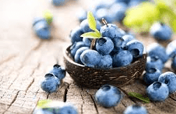 Blueberries health benefits proven by the latest research