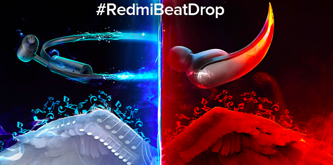 Redmi Beat Drop Event (October 7) - Two Audio devices to be launched