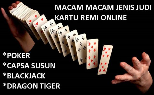 Ragam Permainan Judi Kartu Online Dan Keunggulannya