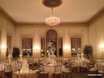 Weddings Hawthorne Hotel Golden Glow In Grand