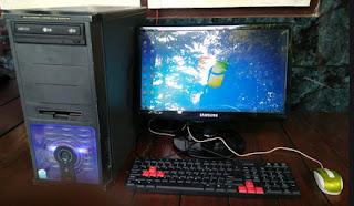 Komputer dengan space tinggi