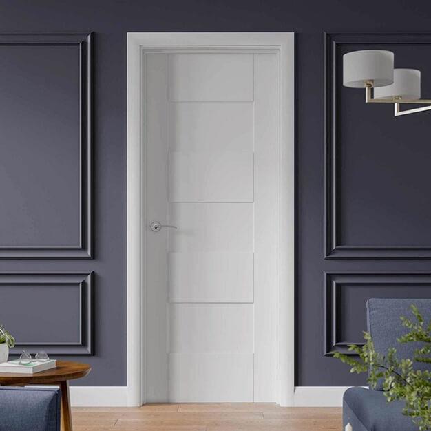 Gambar Contoh Model Pintu Rumah Minimalis 1