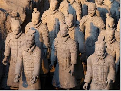 History of Chinese sculpture - pustakapengetahuan.com