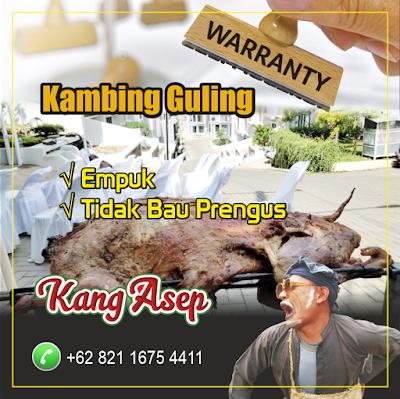 Kambing Guling Tanjungsari Sumedang,kambing guling tanjungsari,kambing guling sumedang,