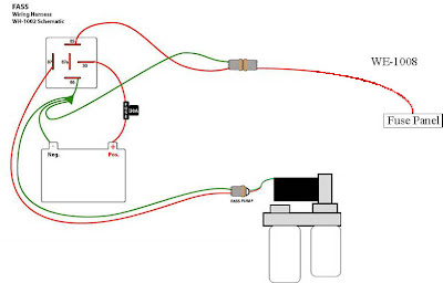 fass fuel system wiring diagram fuel system wiring diagram
