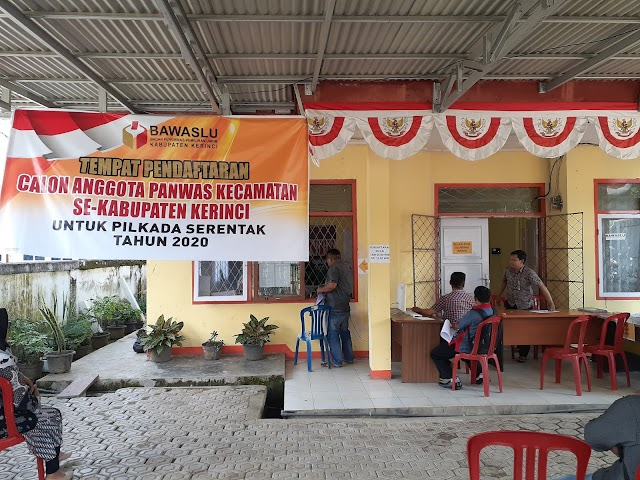Bawaslu Kota Sungai Penuh Dan Kerinci Dilaporkan Ke DKPP RI