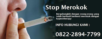 hipnoterapi rokok