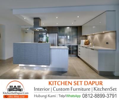 Jasa Pembuatan Kitchen Set Termurah Di Bogor Sentul