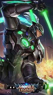 Saber Force Warrior Heroes Assassin of Skins Starlight Rework V1