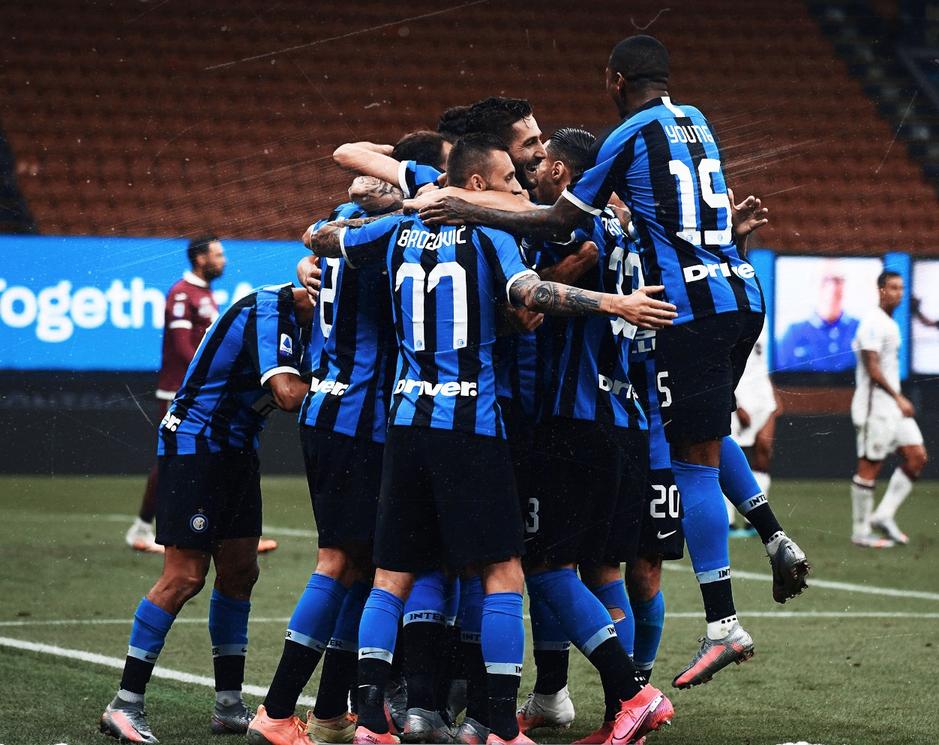 ملخص واهداف مباراة انتر ميلان وتورينو (3-1) في الدوري الايطالي