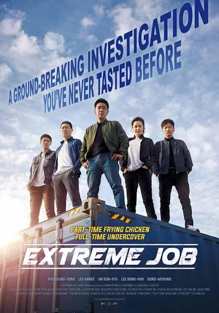 صراع البوكس أوفيس يحتدم.. أكثر 10 أفلام تحقيقا للإيرادات في سنة 2019 على صعيد شباك التذاكر العالمي فيلم extreme job