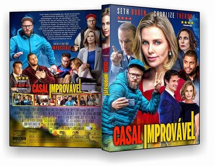 DVD - Casal Improvável 2019 - ISO