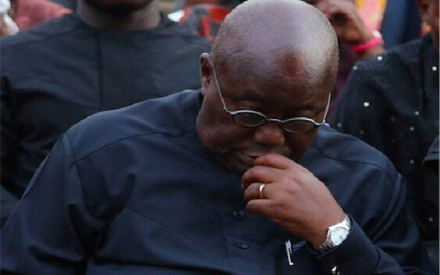 President Nana Addo leads, as admirers pay tribute to Ebony