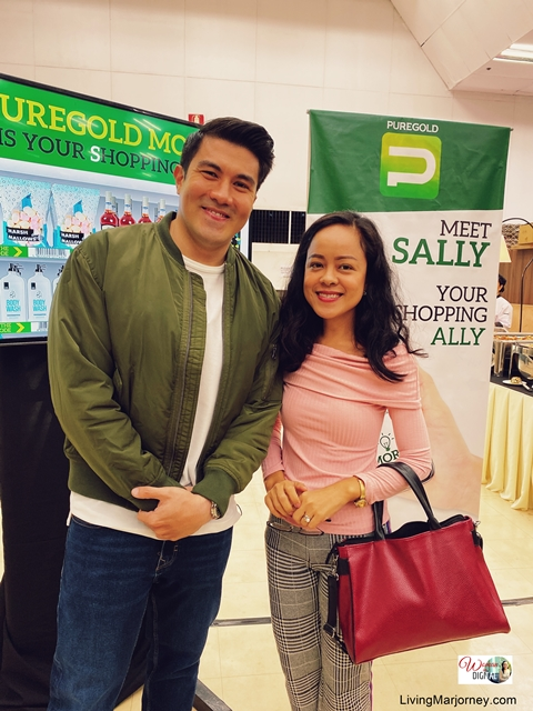 Luis Manzano for Puregold