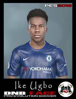 PES 2019 Faces Ike Ugbo by DNB
