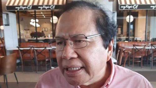 Rizal Ramli: Sudah Waktunya Kita Bongkar Sistem Demokrasi Kriminal Yang Cuma Hasilkan Pemimpin KW2
