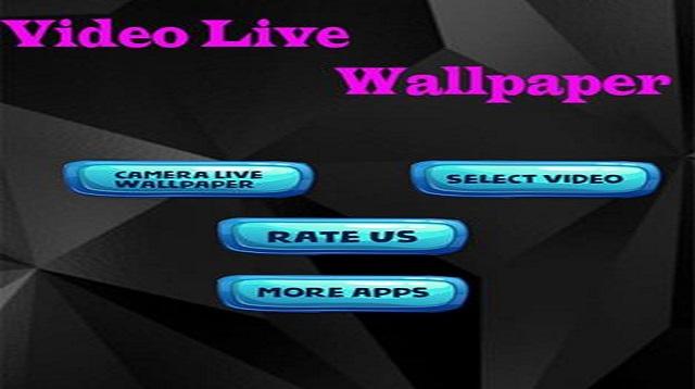 ara Membuat Wallpaper Bergerak di HP Android