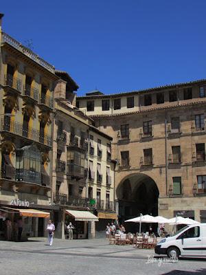 Salamanca rincones Poeta Iglesias