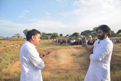 pawan kalyan  Nadendla Manohar