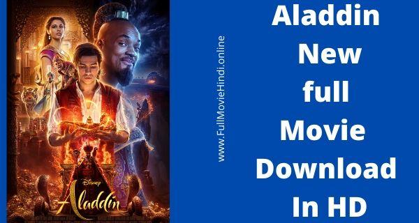 Aladdin Full Movie Download In Hindi HD 720p