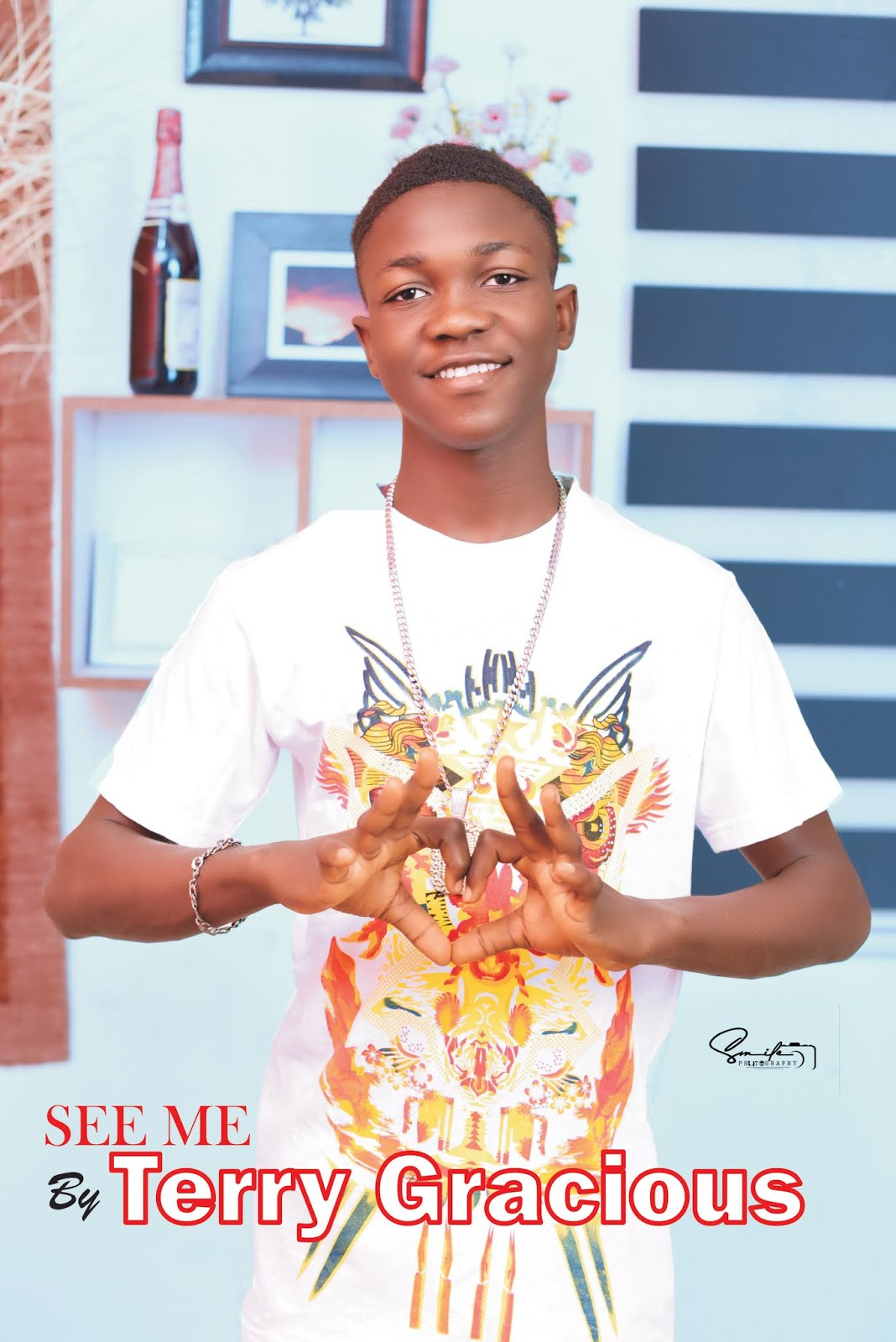 Download Mp3 Terry Gracious See Me But folake oo them ask me say who you be to me i tell them say you be my baby i them say you go dey for me see!! download mp3 terry gracious see me