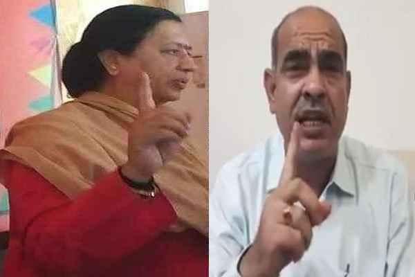 seema-trikha-badkhal-moolchand-sharma-ballabhgarh-bjp-candidate