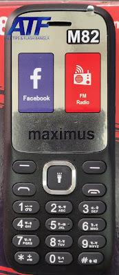 MAXIMUS M82 FLASH FILE