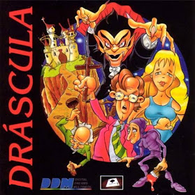 Videojuego Drascula