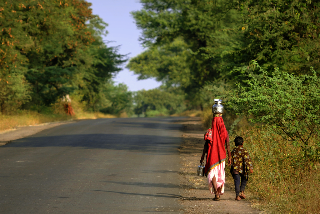 Photo of Maharashtra in India submitted to the weekly challenge 'The Road Less Travelled' on Better Photography.