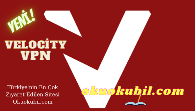 Velocity VPN 1.0.0 Pubg Mobile Ve Tüm oyunlarda Hızlı bedava Sınırsız Androıd Apk İndir