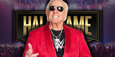 Ric Flair Talks Re-Signing With WWE