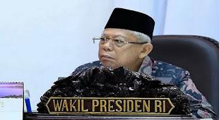 Ada Wabah Corona, Wakil Presiden Minta Umat Islam Bayar Zakat Dimajukan Waktunya