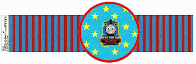 Thomas The Train Free Party Printables