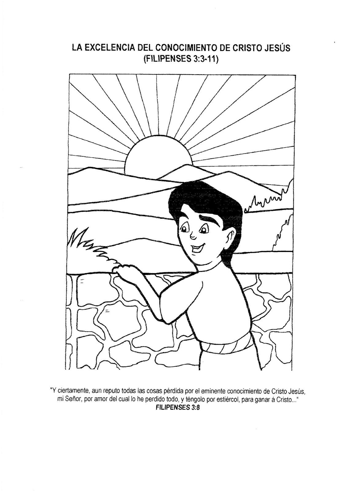 Dibujos Cristianos: La Excelencia del conocimiento de ...