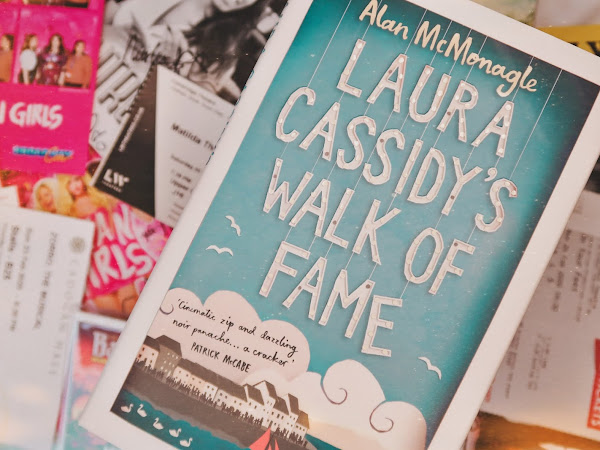 Laura Cassidy's Walk of Fame, Alan McMonagle | Book Review