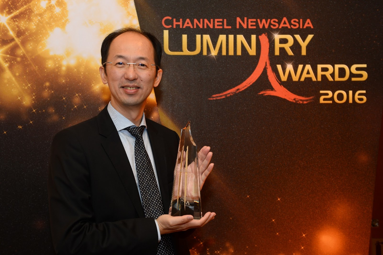 ASUS Wins 2016 Channel NewsAsia Innovation Luminary Award - The Tech