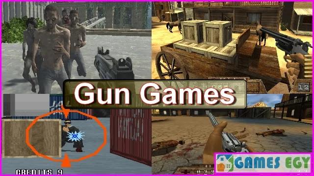 تحميل العاب مسدسات حرب