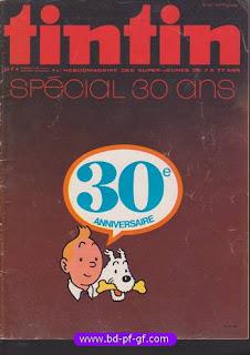 Tintin Spécial 30 ans