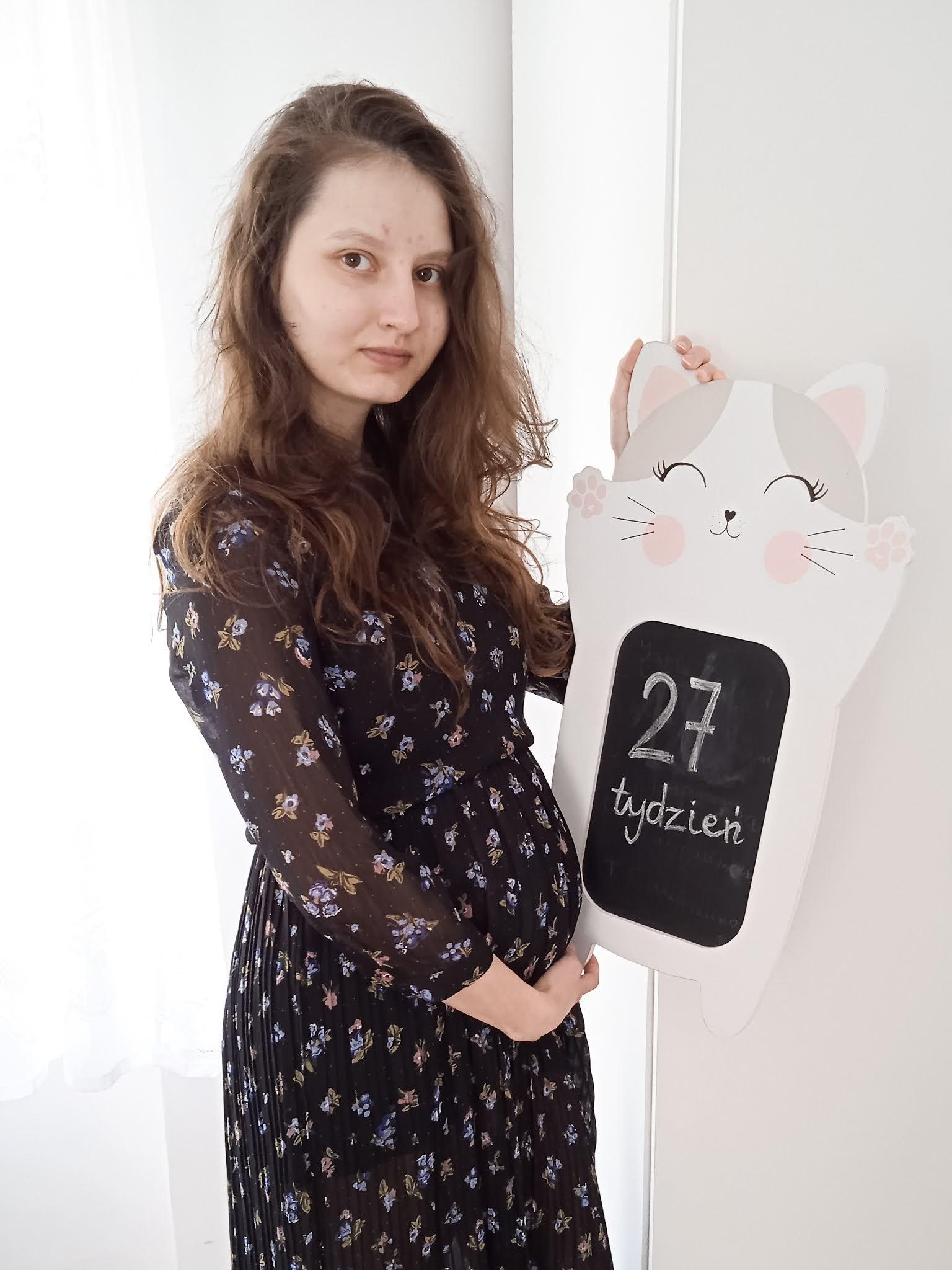 ciąża tydzień po tygodniu ciąża 27 tydzień