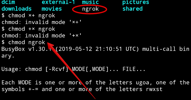 How To Install Ngrok In Termux