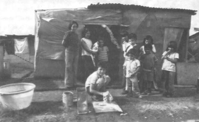 Более миллиона гватемальцев осталось без крова после землетрясения 1976 г.