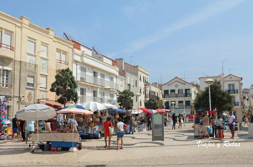Plazas de Nazaré