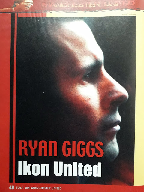 RYAN GIGGS IKON UNITED