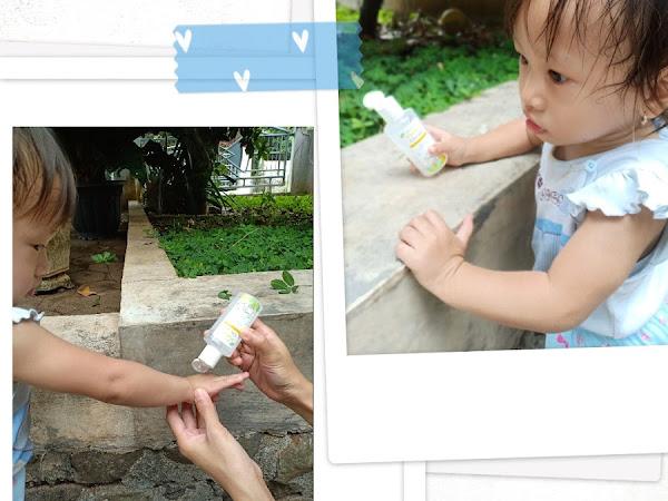 Mama's Choice Moisturizing Hand Gel Aman Natural Untuk Anak