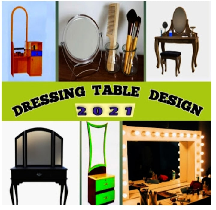modern dressing table designs for bedroom with price, in hindi