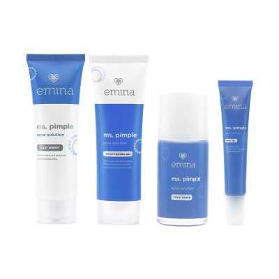 Emina Ms. Pimple Acne Solution Moisturizing Gel