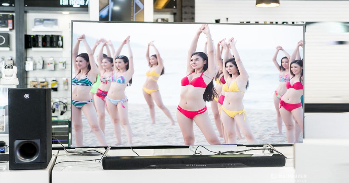Nơi bán Loa soundbar Yamaha YAS-207 giá rẻ nhất tháng