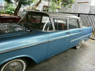 Forsale Rare Opel Kapitan 1962 Original