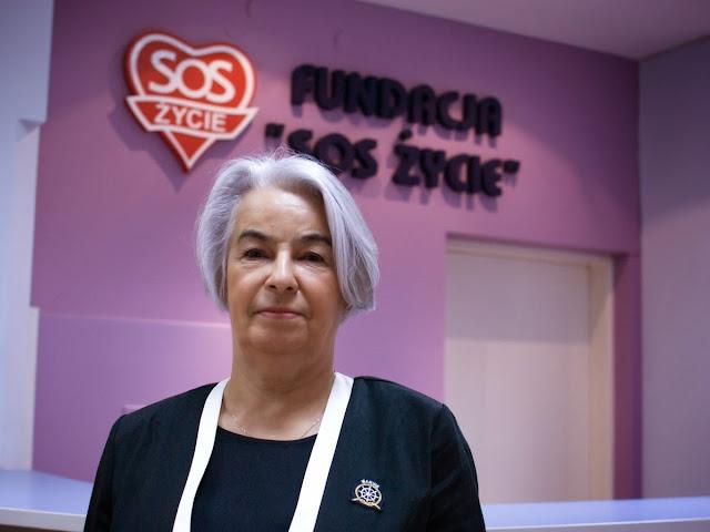 Fundacja SOS-Życie Mielec wygrywa spor z NFZ Łucja Bielec